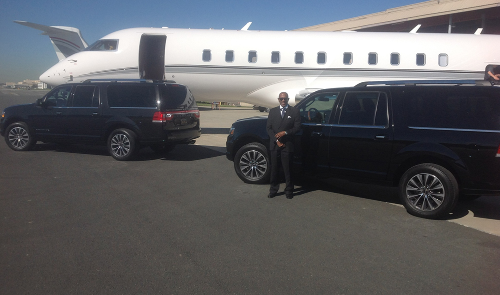 Professional limo service fbo airport