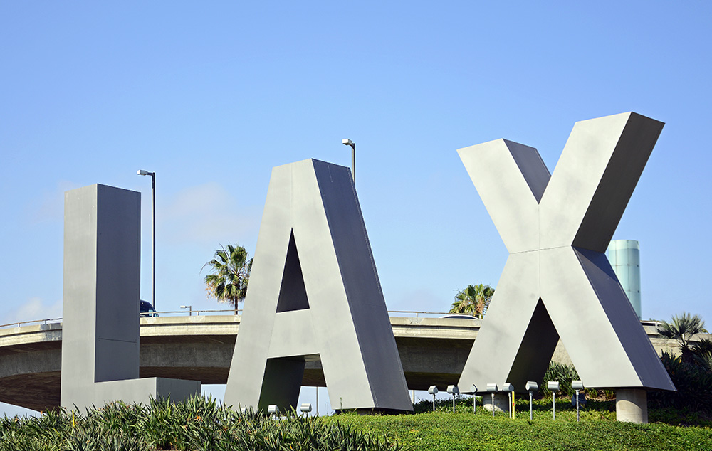 Los Angeles International Airport LAX limo and car service rates