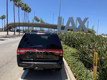 The most reliable SUV and LAX Car Service