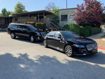 The most reliable SUV and Car Service to LAX based in Moorpark, CA