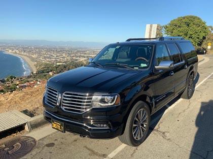 Luxury car service to LAX located in Palos Verdes Estates, CA